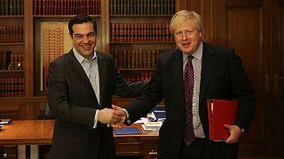 Συνάντηση Τσίπρα με τον Βρετανό ΥΠΕΞ