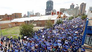 Afrique du Sud: grandes manifestations contre Zuma ce vendredi
