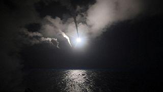 هجوم صاروخي و مآس و شخصيات سياسية دولية في صورهذا الأسبوع
