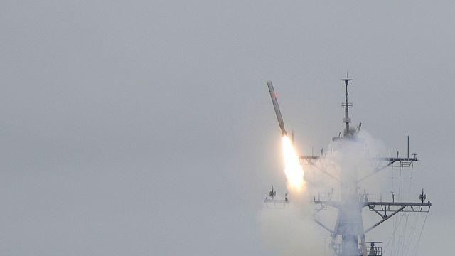 """صواريخ """"توماهوك"""" الأمريكية المستخدمة في ضرب سوريا...تعرف عليها"""
