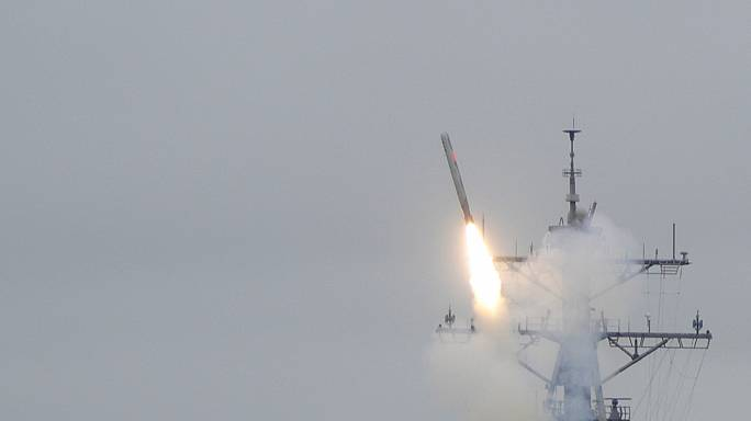 """Відколи і чому США використовують ракети """"Томагавк""""?"""