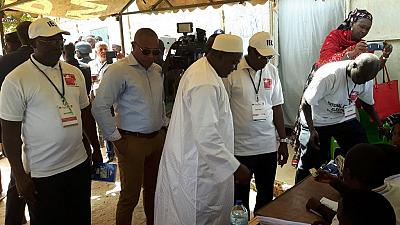 Barrow's UDP beats Jammeh's party to win majority in Gambia's parliament