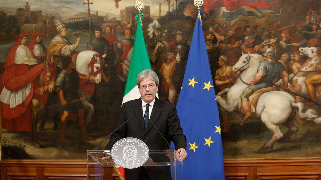 فرنسا وإيطاليا تؤيدان الضربة الأميريكية ضد قاعدة الشخيرات العسكرية