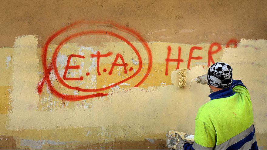 """اسبانيا: حركة""""ايتا"""" الانفصالية تقرر القاء السلاح"""