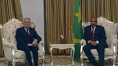 Des ministres français en tournée en Afrique