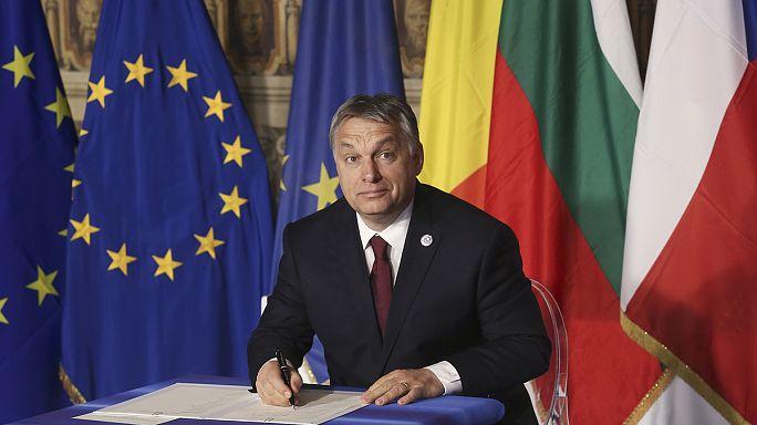 Nouvelle sortie anti-UE de la Hongrie