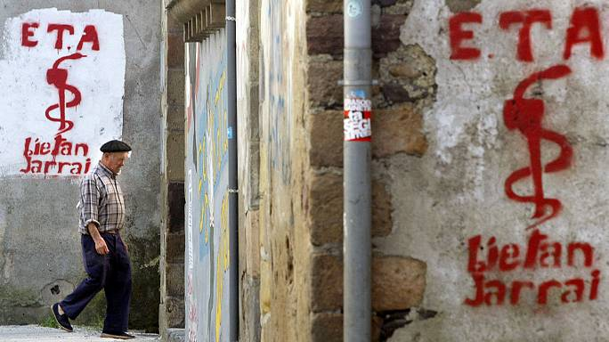 Баски предпочитают бороться за независимость без оружия