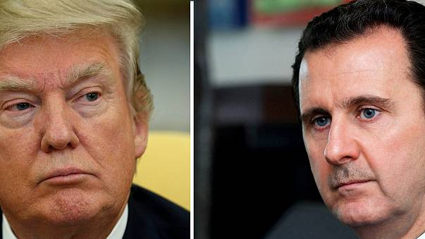 US strikes Syria: Trump does what he warned Obama against doing