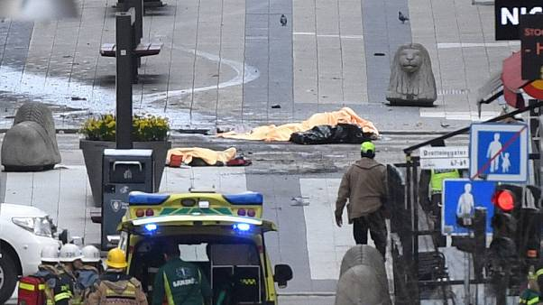 [Direct] Suède : attaque terroriste à Stockholm, au moins trois morts