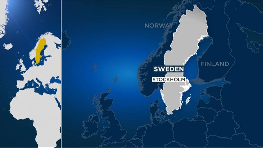 Sweden: Three people reported dead after truck drives into pedestrians in central Stockholm