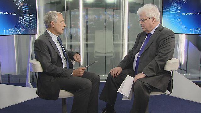 A brüsszeli orosz nagykövet szerint a lázadók a felelősek a vegyi támadásért