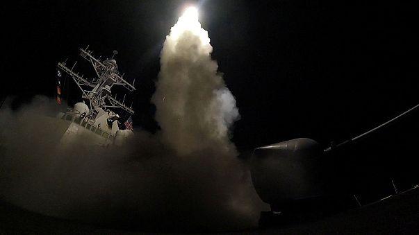 روسیه: دلایل حمله موشکی آمریکا به سوریه ساختگی است