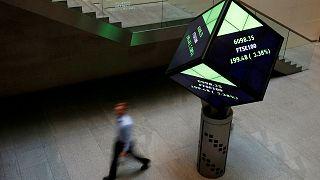Las bolsas europeas cierran la semana en positivo