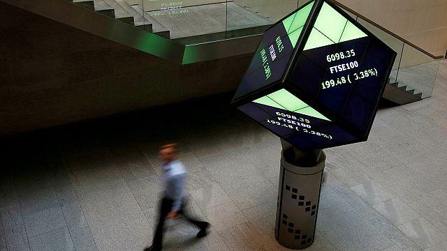 ردود أفعال الأسواق العالمية بعد الهجمات الأمريكية في سوريا