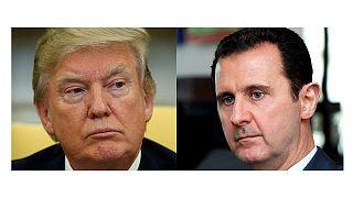 Szíriai légitámadás: Trump ott lépett, ahol Obama nem