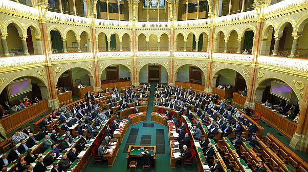 Hungary submits bill targeting NGOs