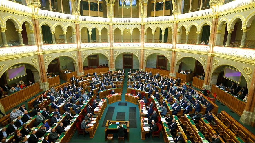 Hungary submits bill targeting NGOs