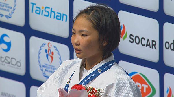 GP de judo de Antália: Maria Siderot à beira do bronze