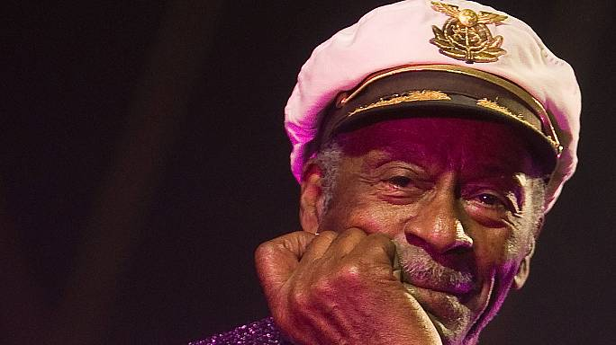 A final goodbye to Chuck Berry