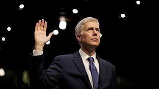 مجلس الشيوخ يوافق على مرشح ترامب لعضوية المحكمة العليا