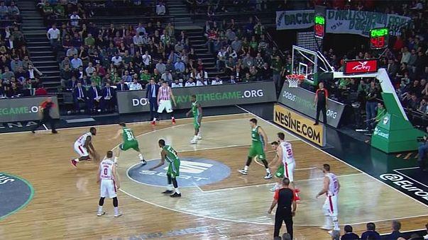 Euroliga: Darussafaka Dogus Istambul consegue presença inédita dos quartos-de-final