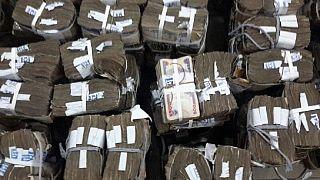 Nigeria: EFCC uncovers 'laundered' N.5billion in Lagos plaza