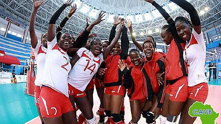 Africa volleyball club championship: Al Ahly, Pipelines off to a flying start