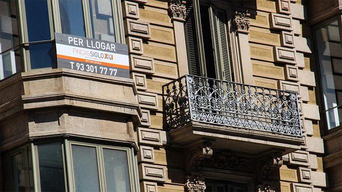 La pesadilla de alquilar en Barcelona