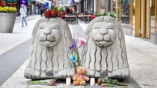 Suecia amanece con tristeza