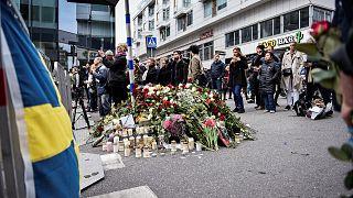 Schweden gedenken Opfer des LKW-Anschlags, Ermittlungen gehen weiter