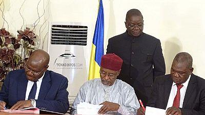 Tchad: premier accord entre syndicats et gouvernement