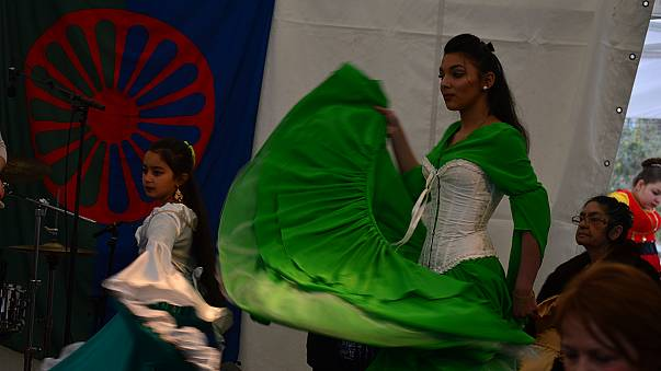 All together now: Sweden celebrates International Roma Day