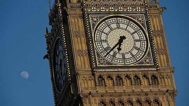 ساعة بيج بن الشهيرة في لندن ستسكتها أعمال الترميم