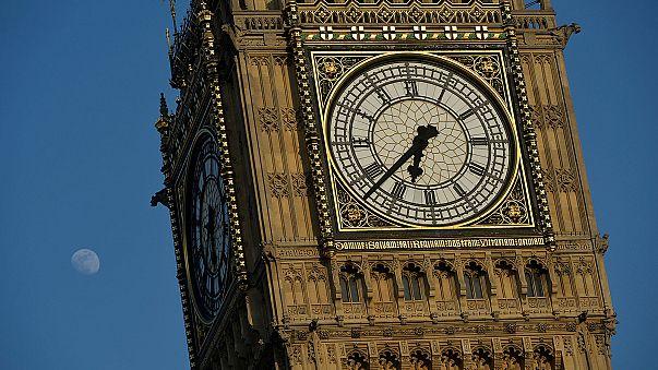 Felújítják a Big Ben tornyát.