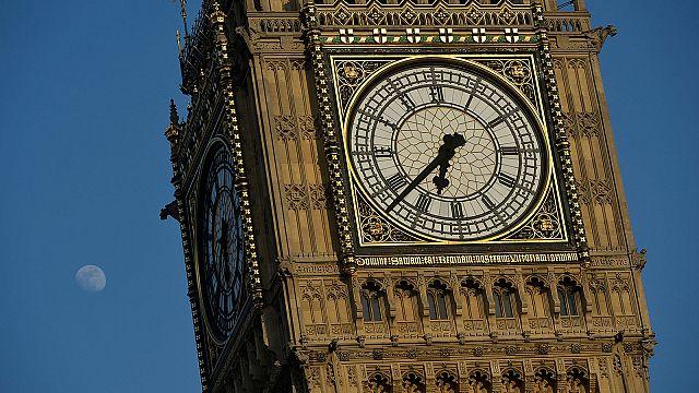Londres: Arrancam os trabalhos de longa duração no icónico Big Ben