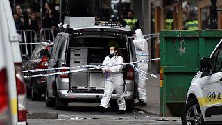 Un uzbeco de 39 años acusado de terrorismo por el atentado de Estocolmo