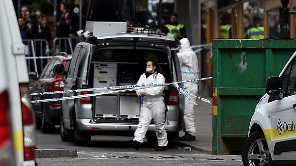 Sweden truck attack: suspect was 'wanted for deportation'