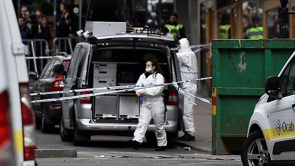 В Швеции продолжается расследование обстоятельств теракта