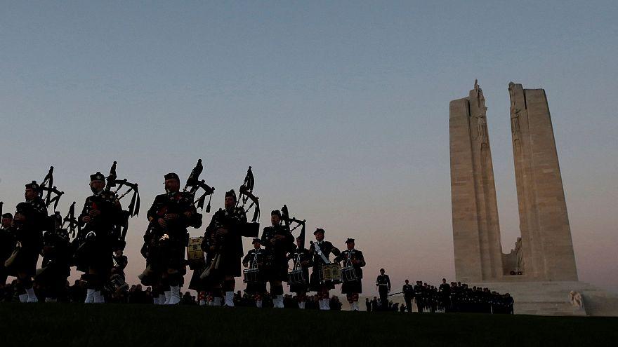 Grande afluência de canadianos esperada para centenário da batalha de Vimy