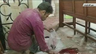 Explosão mata mais de 20 pessoas no Egito