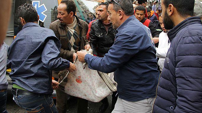 İskenderiye'de Kıpti kilisesine saldırı