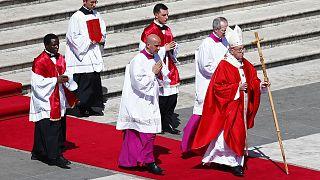 El papa condena el atentado contra los cristianos egipcios