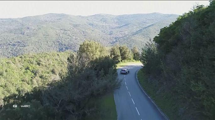 Thierry Neuville gana el Rally de Córcega.