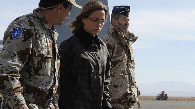 وفاة وزيرة الدفاع الاسبانية السابقة كارمن تشاكون