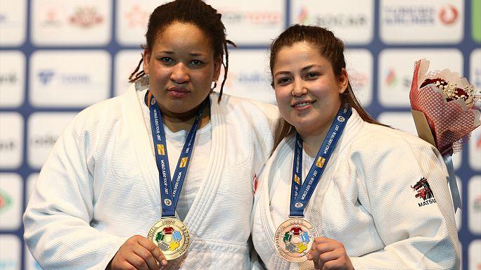 Judo: Türkiye Sayit altınla noktaladı