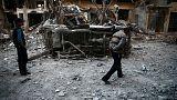 Syrien-Krieg: Viel Kritik an Luftangriff der USA
