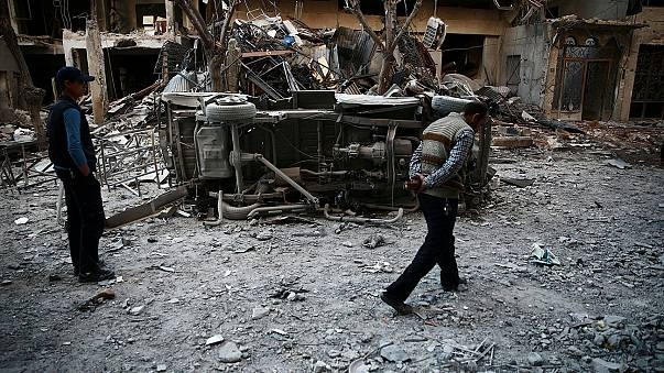 Síria: Escalada das tensões verbais entre os aliados de Assad e os EUA