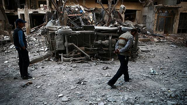 Russia: US strikes on Syria 'play into hands of extremists'