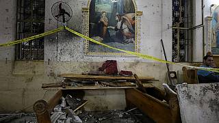 Egypt declares state of emergency following church blasts