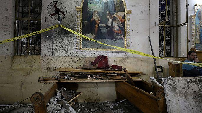 Egitto, 44 morti nel doppio attentato della domenica delle Palme